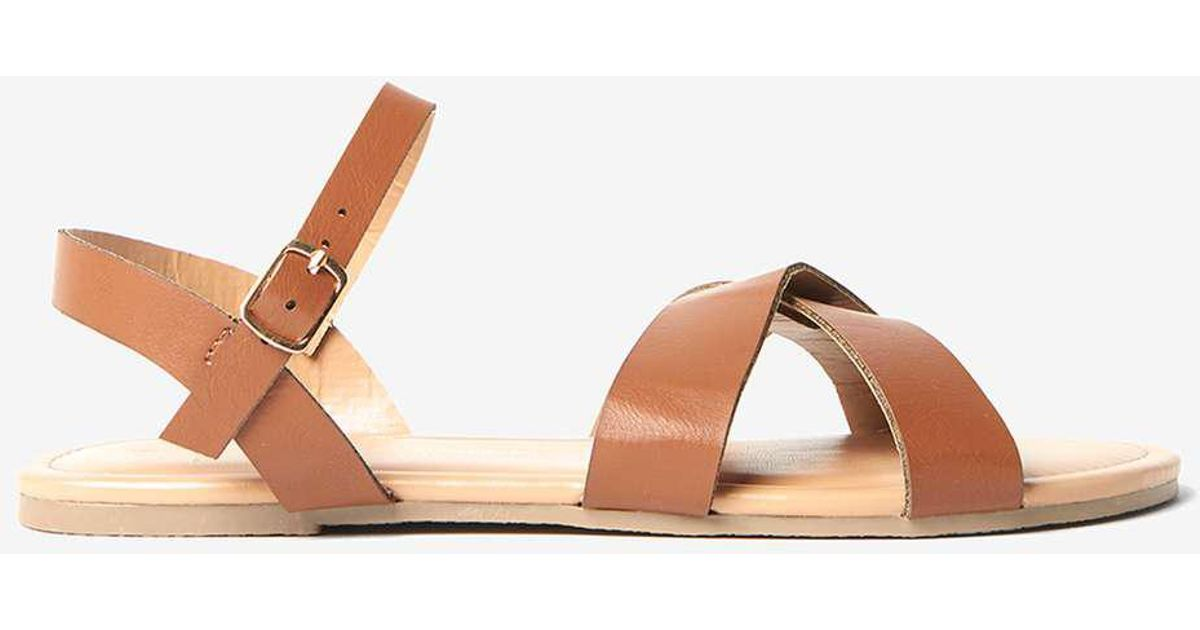 Dorothy Perkins Wide Fit WIDE FIT FALCON - Sandals - white AZFBVL