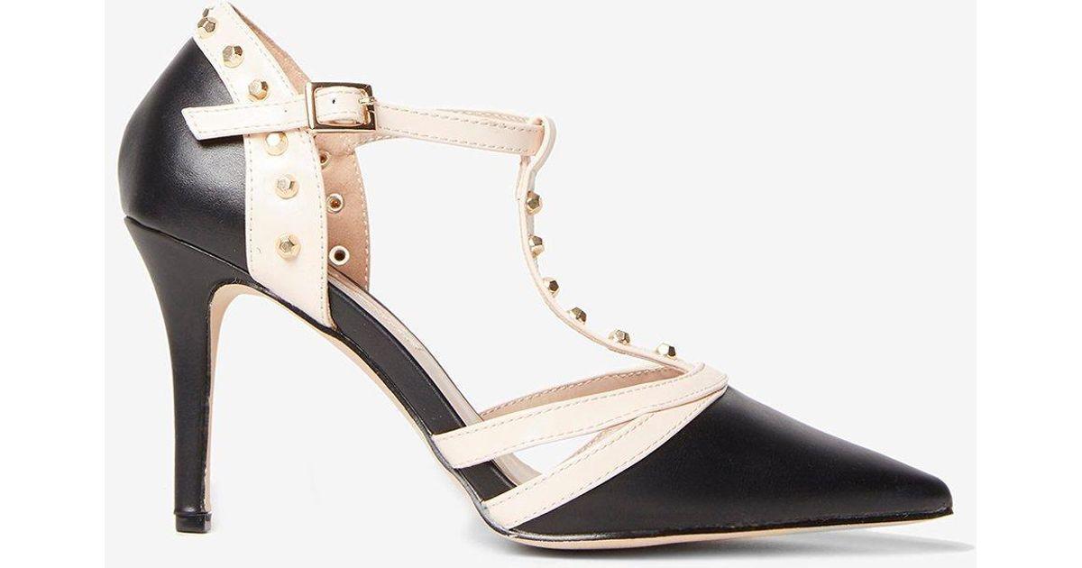 562448607d Dorothy Perkins Black 'gemima' Court Shoes in Black - Lyst