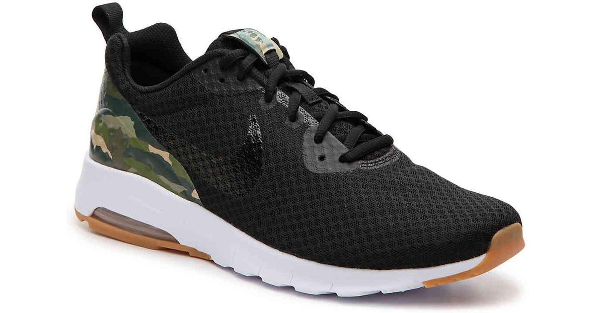 buy popular c4a6c 9d973 Lyst - Nike Air Max Motion Lw Premium Sneaker in Black for Men