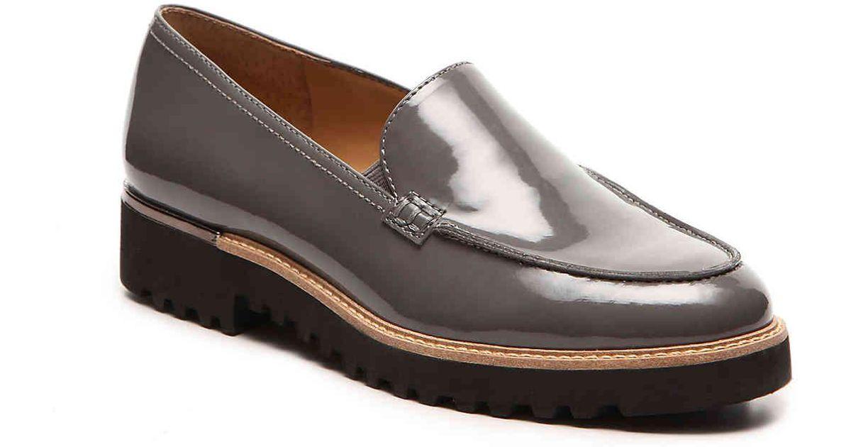95f0c80e37 Lyst - Franco Sarto Cypress Loafer in Gray