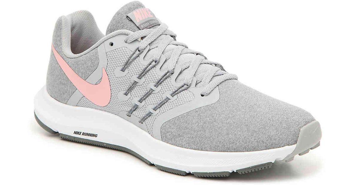 ddc5ed841ae14 Lyst - Nike Run Swift Running Shoe in Gray
