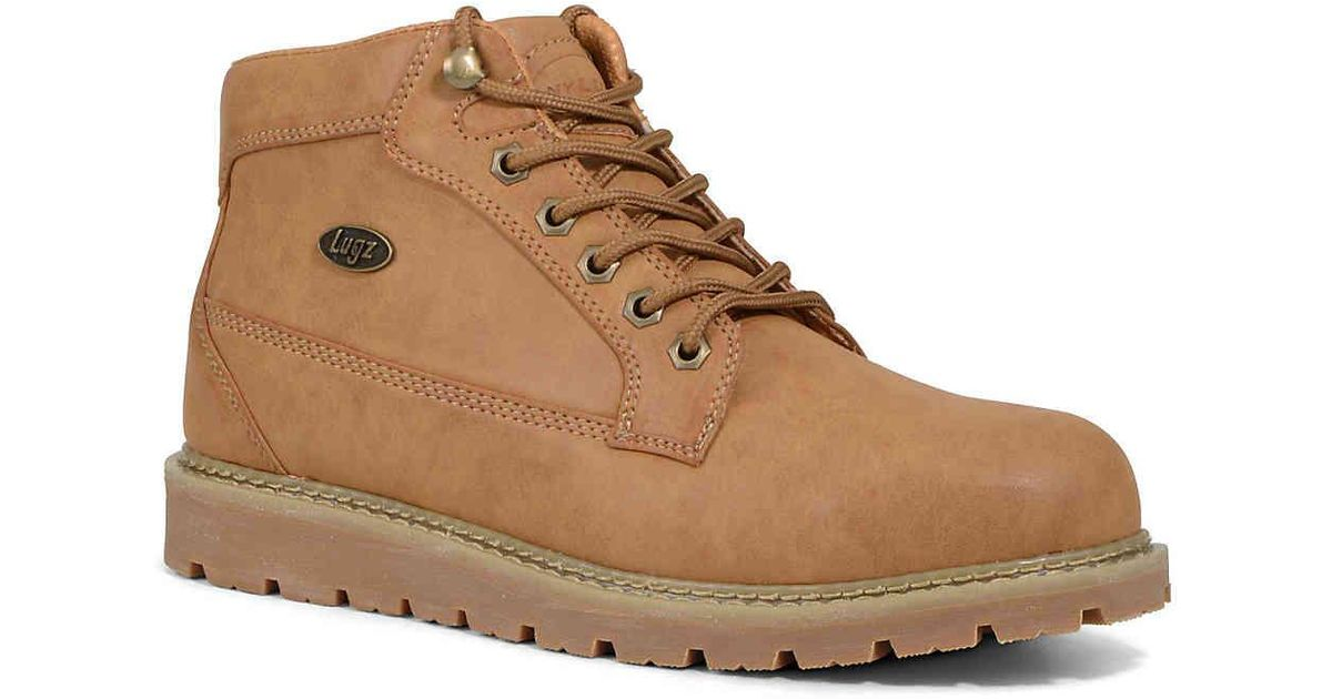 c7f17e2428d0 Lyst - Lugz Gravel Boot in Brown