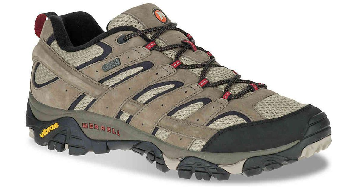 ea291c314383 Lyst - Merrell Moab 2 Waterproof Hiking Shoe in Brown for Men