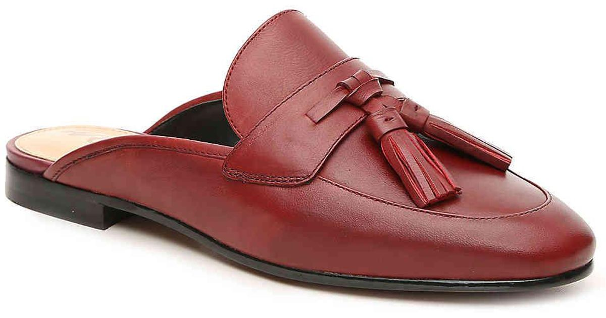 689863f95c26 Lyst - Sam Edelman Slippers in Red - Save 9%