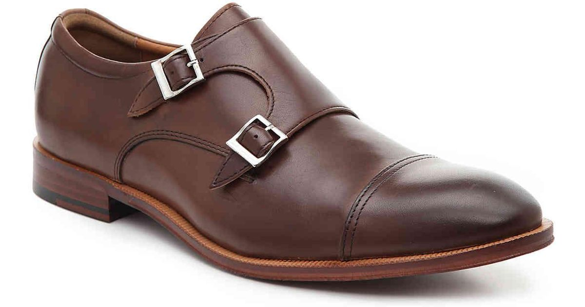 bdf540f4d8b Lyst - Blake McKay Harlowe T7 Monk Strap Slip-on in Brown for Men