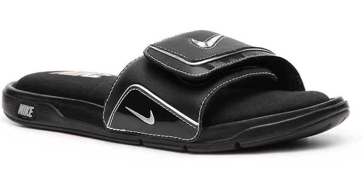 561b2a11447677 Lyst - Nike Comfort Slide 2 Sandal in Black for Men