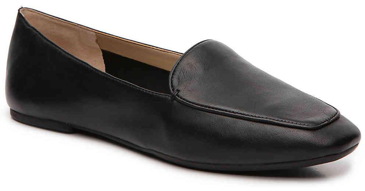 d992323e1bb Lyst - Enzo Angiolini Lorell Loafer in Black