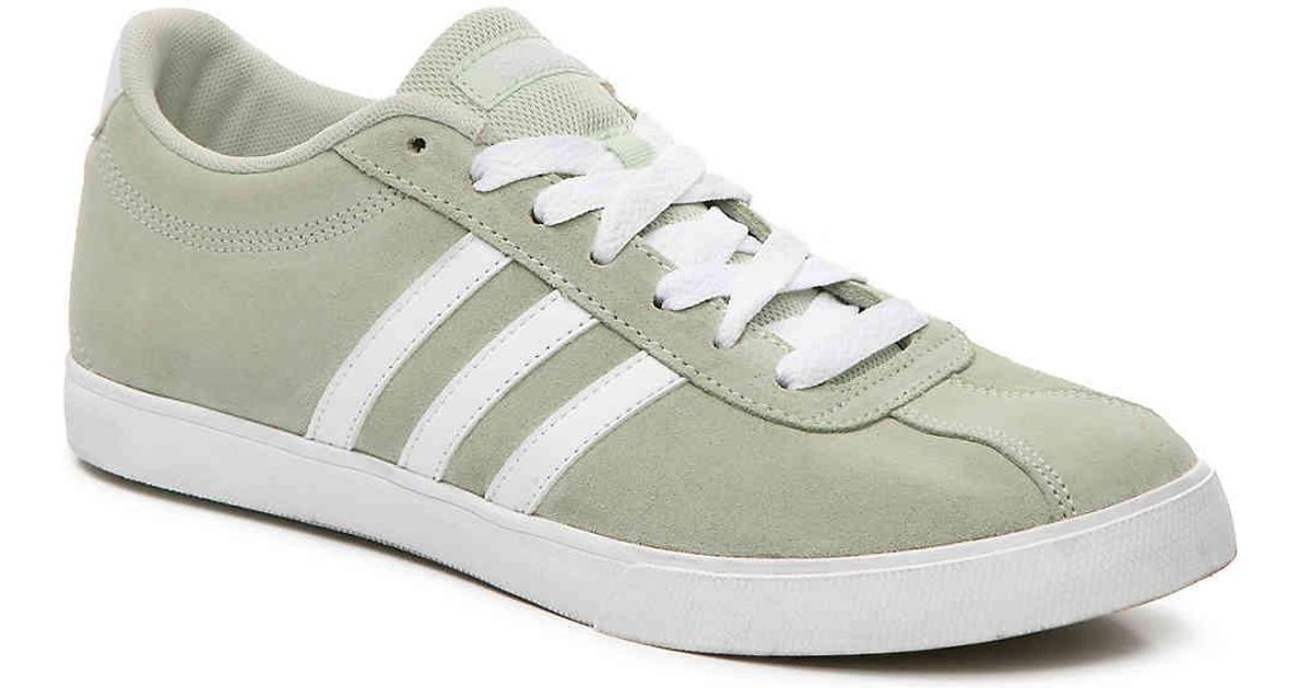 6e0f742aabd adidas Courtset Sneaker in Green - Lyst