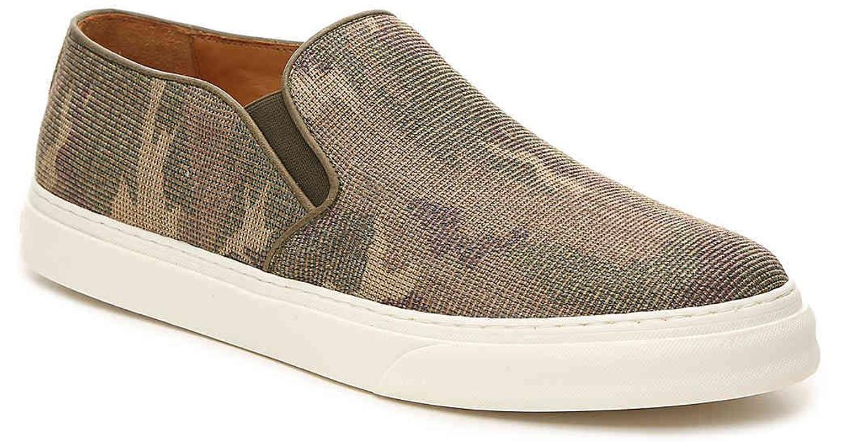 ceb1ae8f684 Lyst - Vince Camuto Quincie Slip-on Sneaker in Green