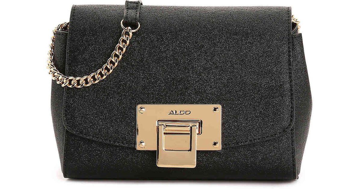 b139b3954 ALDO Rotella Crossbody Bag in Black - Lyst
