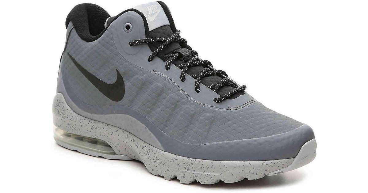 fe44e6fd66 Nike Air Max Invigor Mid-top Sneaker in Gray for Men - Lyst