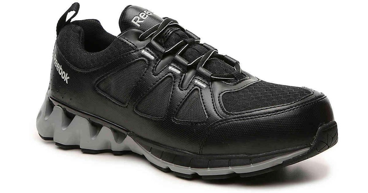 66eaac204da04c Lyst - Reebok Zigkick Work Shoe in Black for Men