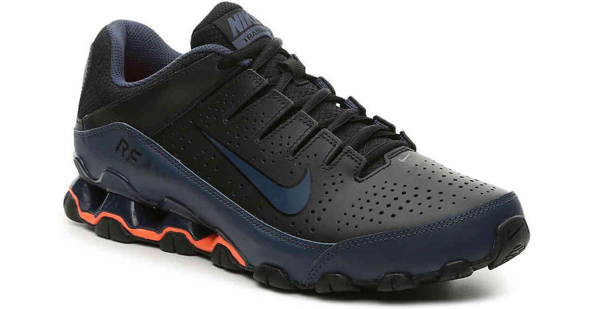 a6ac54e9d Lyst - Nike Reax 8 Tr Training Shoe in Black for Men