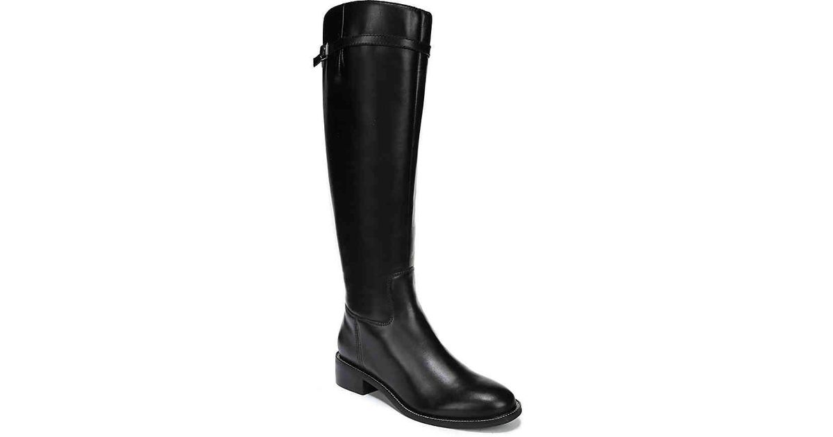 1a4526c97 Franco Sarto Belaire Riding Boot in Black - Save 1% - Lyst