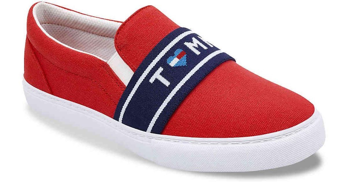 4d1442996 Tommy Hilfiger Lourena 2 (red) Shoes in Red - Save 59% - Lyst