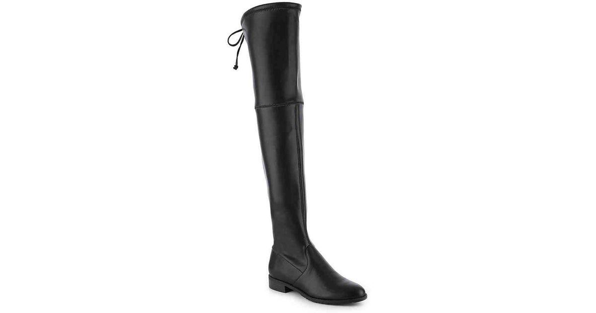 c479e2fe16a Lyst - Unisa Adivan Over The Knee Boot in Black