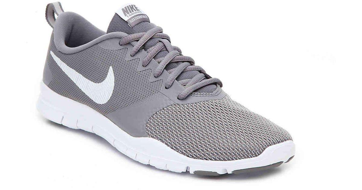 04c444ac908a Lyst - Nike Flex Essential Tr Lightweight Training Shoe in Gray