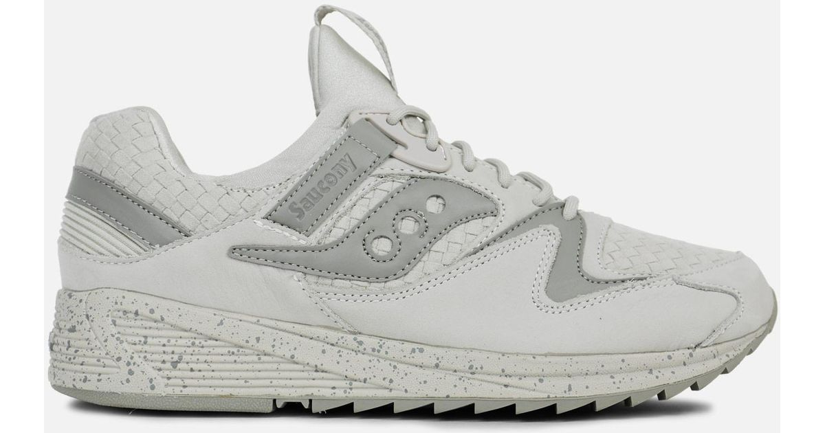 f19460d2 Lyst - Saucony Grid 8500 Weave in Gray for Men