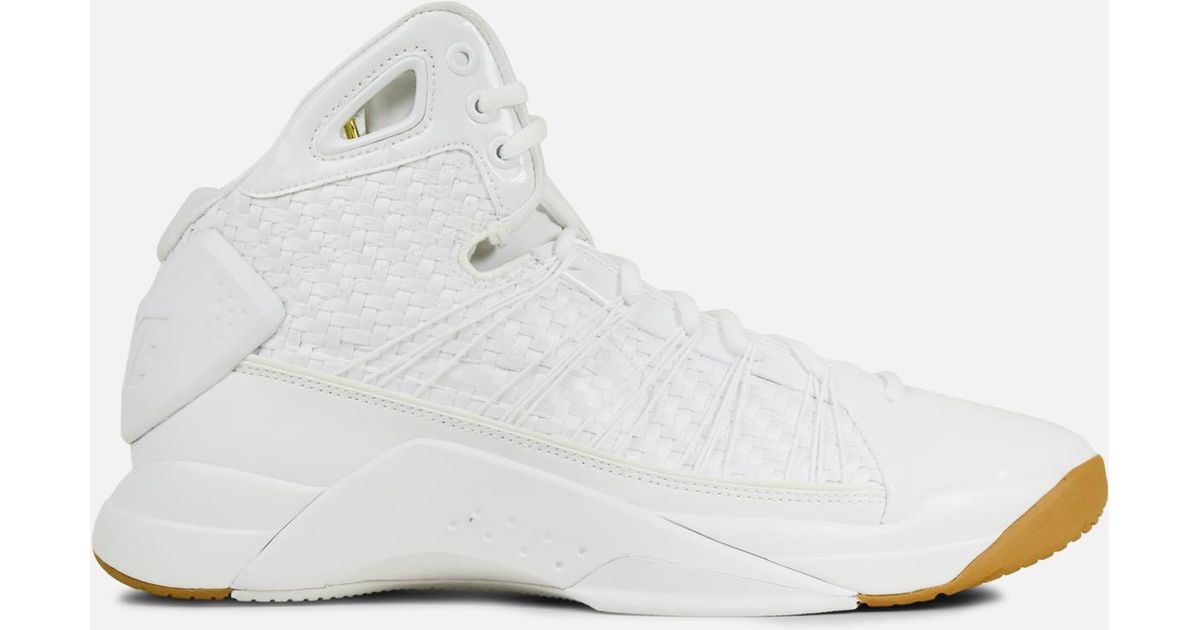12274bb71841 Lyst - Nike Hyperdunk Lux in White for Men