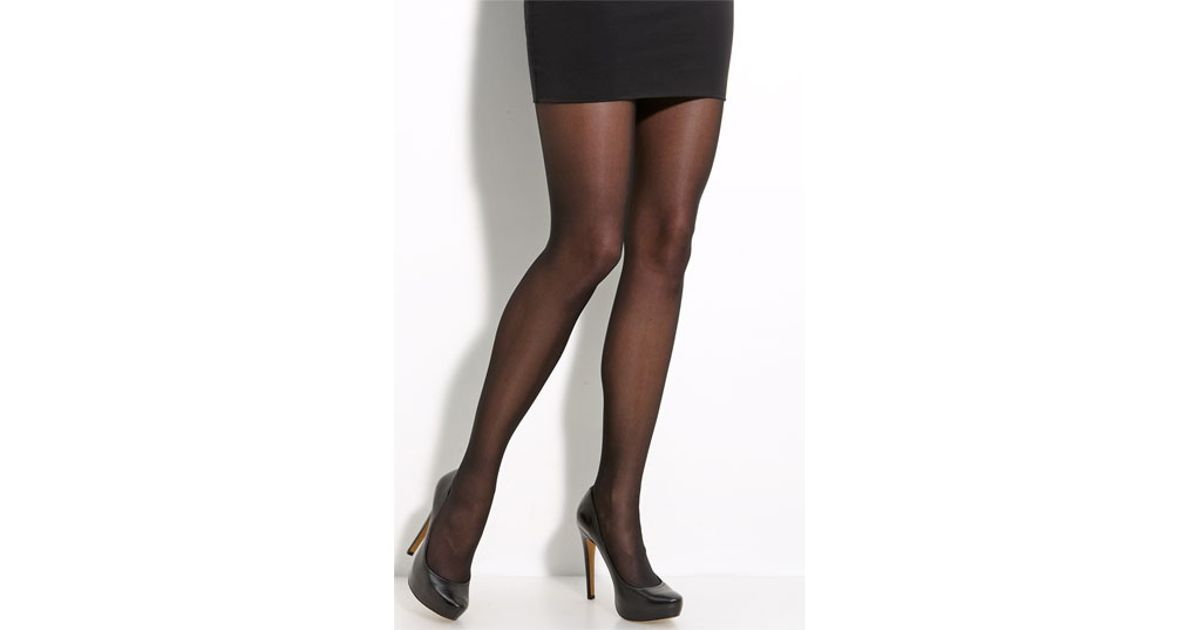 Wolford Neon 40 Tights In Black Lyst