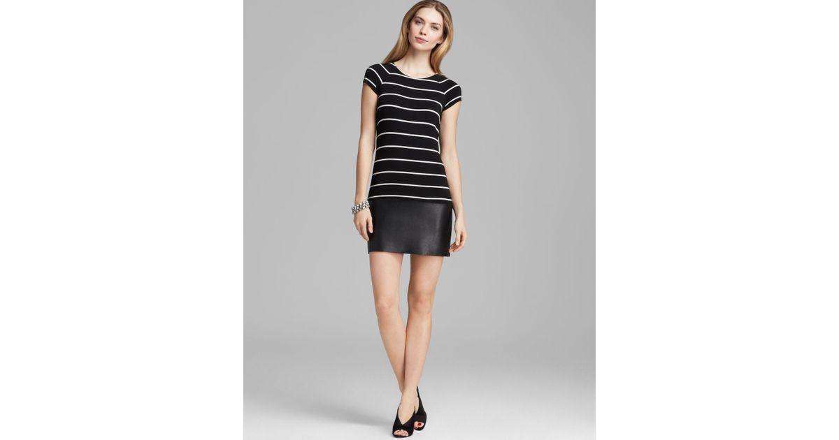 Bailey 44 leather skirt dress – Modern skirts blog for you