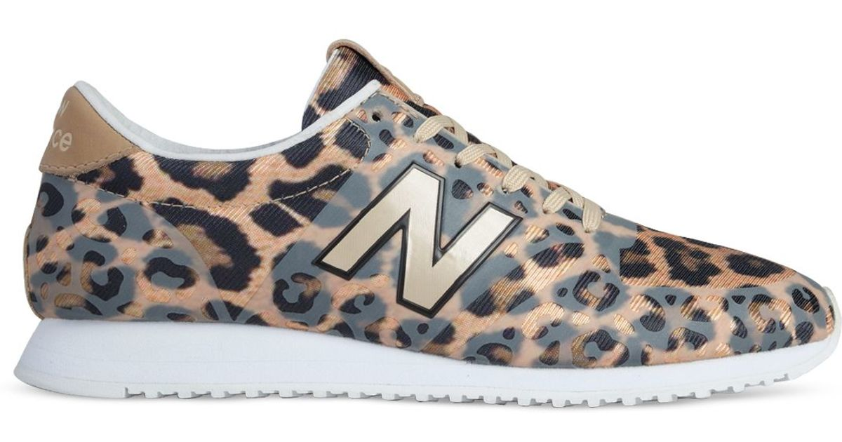 New balance Leopard Print 420 Sneakers