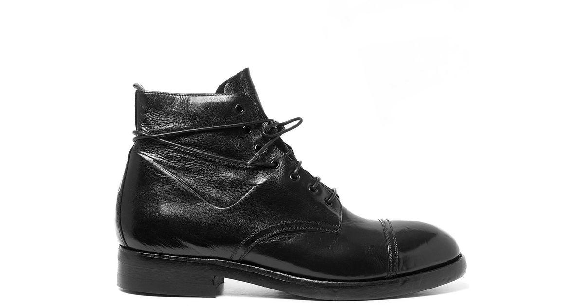 Zapatillas Para Hombre  46 EU amazon-shoes el-negro Zapatillas bajas Officine Creative botas Hive - Negro ZcXJUz