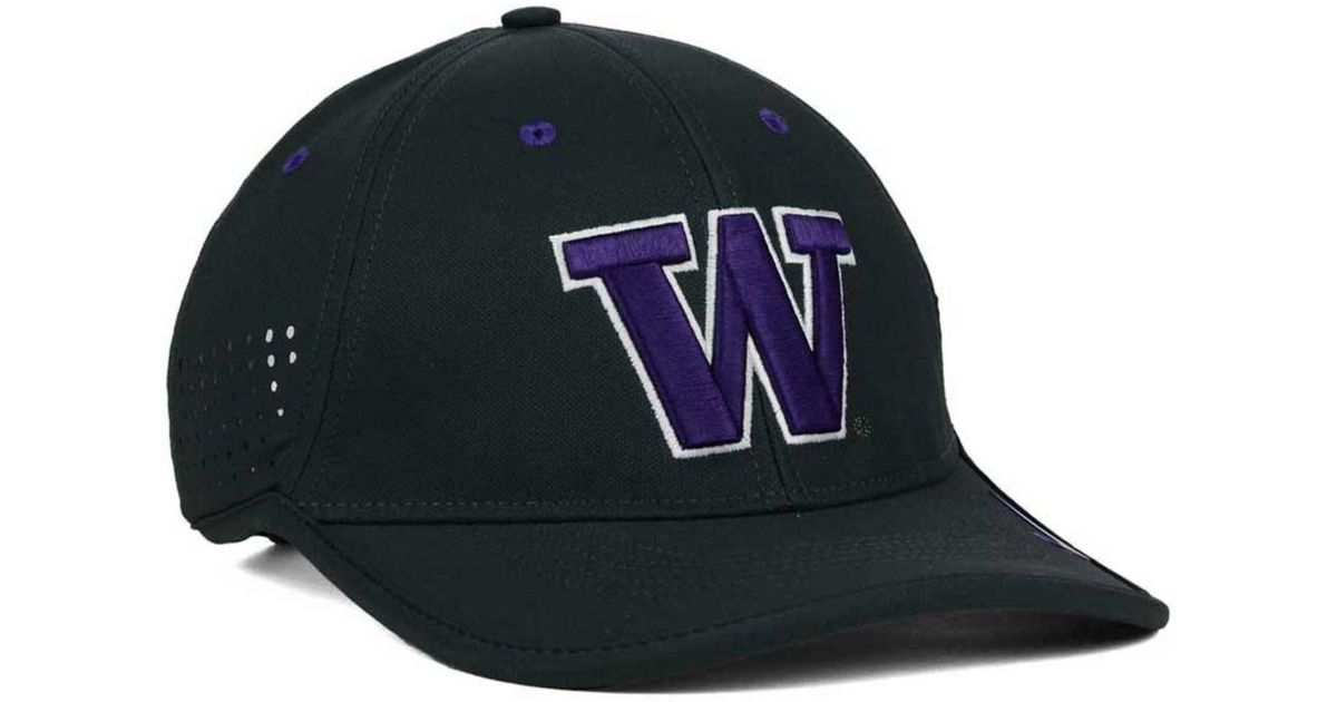 new style 73a18 c4442 Nike Washington Huskies Dri-fit Coaches Cap in Gray for Men - Lyst