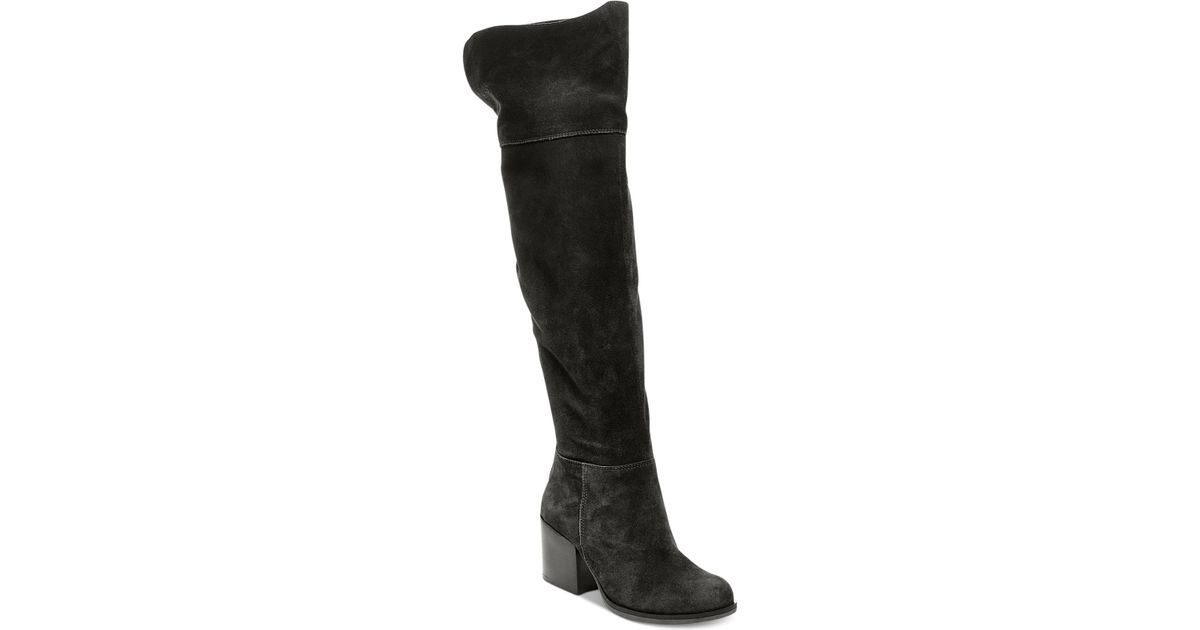 a7fb3db5847 Lyst - Steve Madden Women s Orabela Over-the-knee Boots in Black