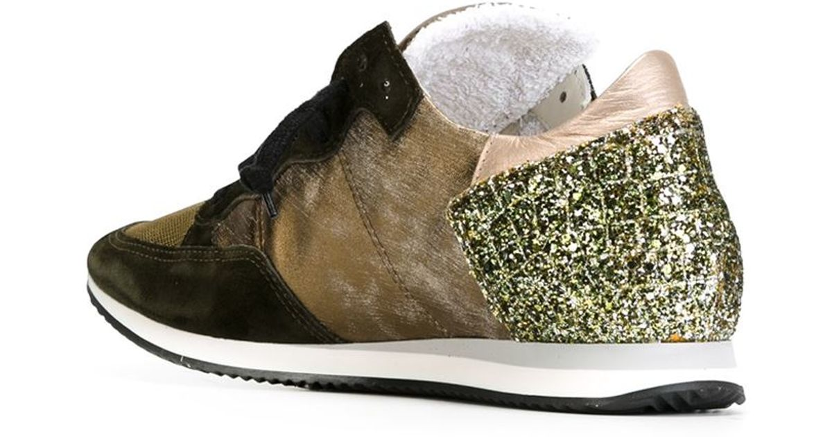 Green Tropez L sneakers Philippe Model sxTCriDM