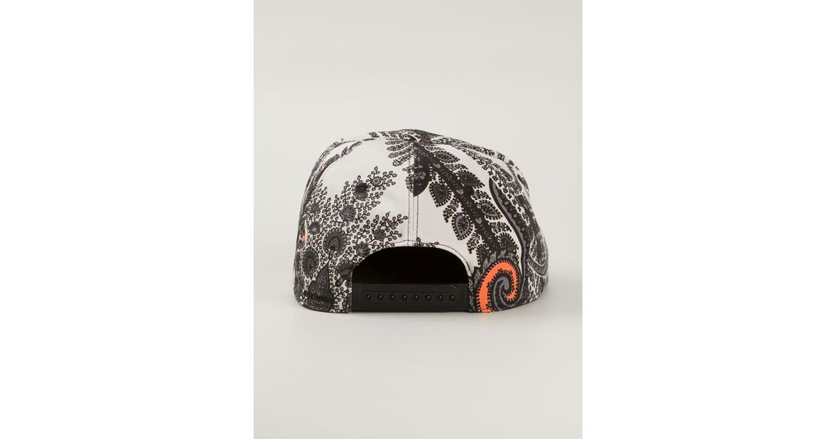Lyst - Givenchy Paisley Print Cap for Men b908b8c8ffe