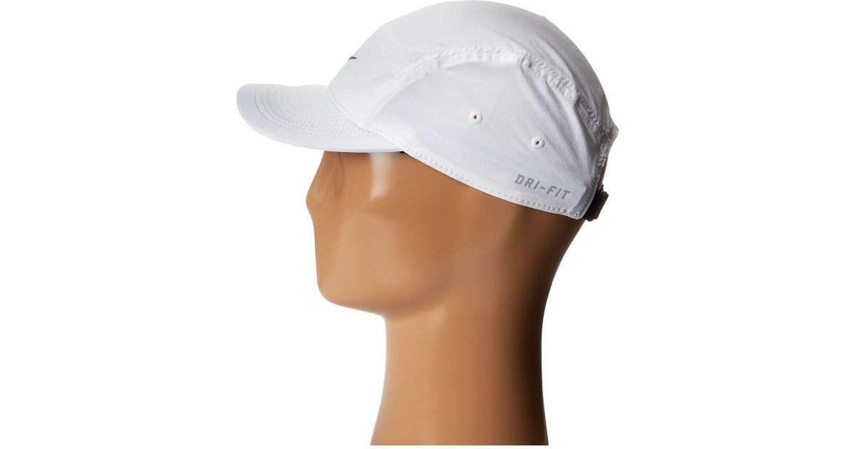b08857eca2b8d Lyst - Nike Aw84 Cap in White