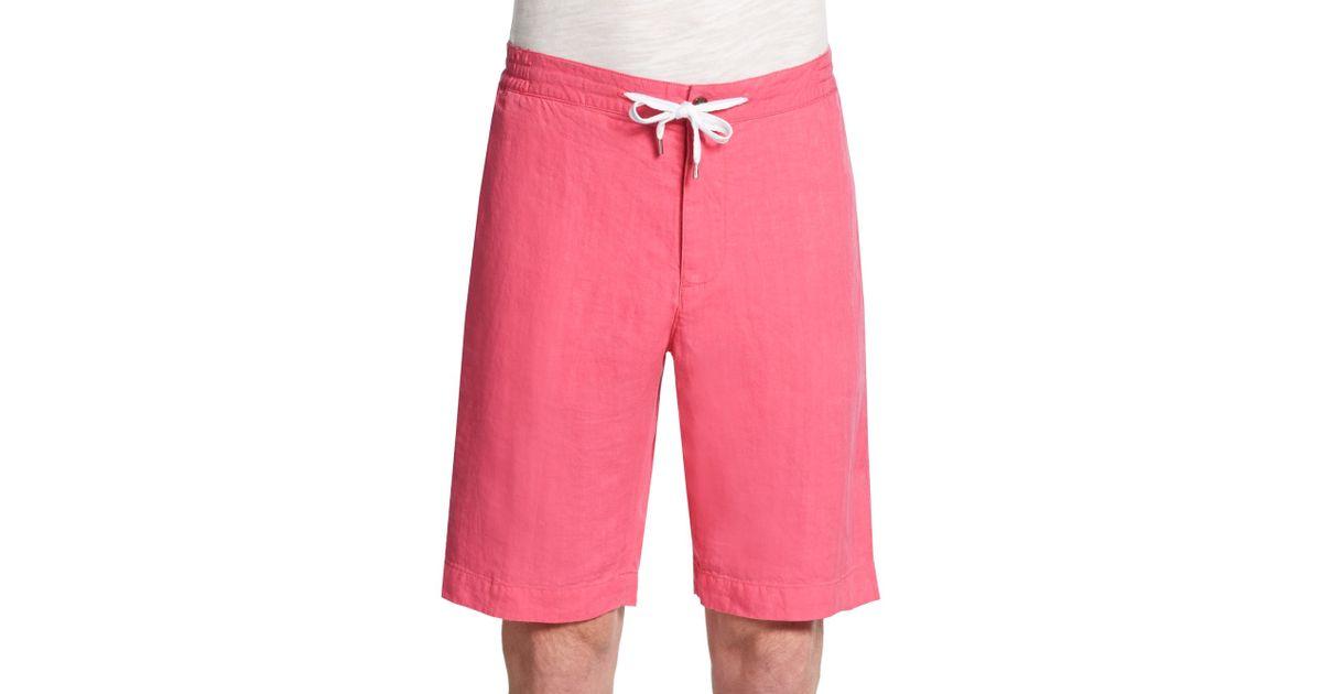 TROUSERS - Bermuda shorts Façonnable PYNLxbT02e