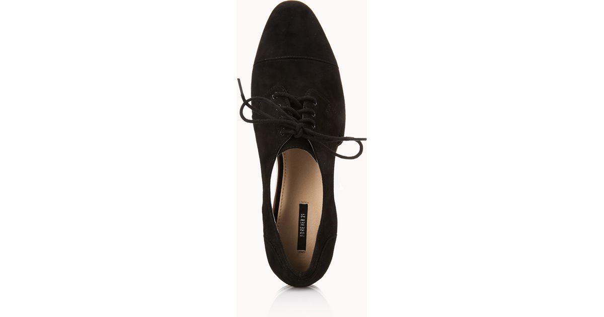 Oxford Lace Up Shoes Forever