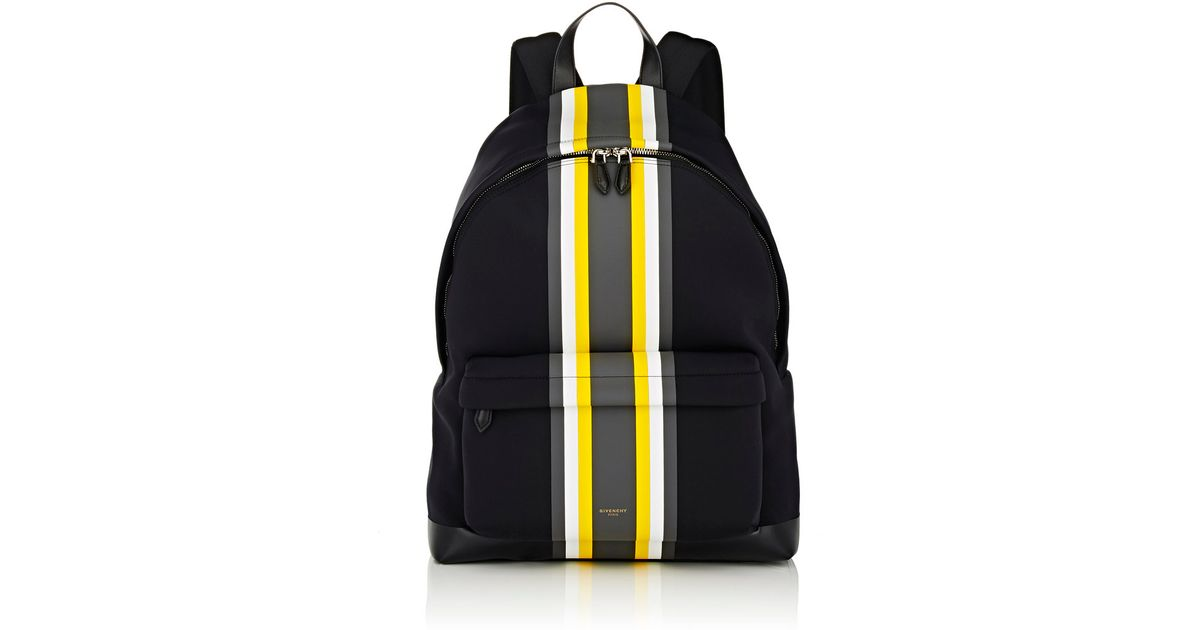 Lyst - Givenchy Men s Classic Backpack in Black for Men 866f3189c3350