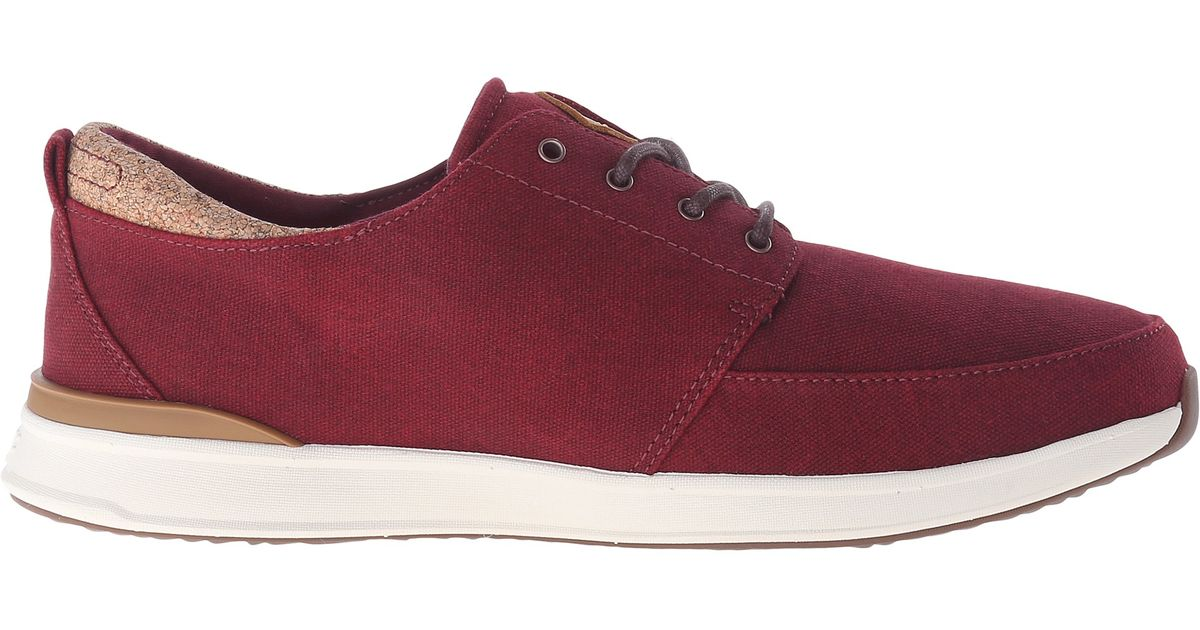 abc2ae58123 Lyst - Reef Rover Low Tx in Red for Men