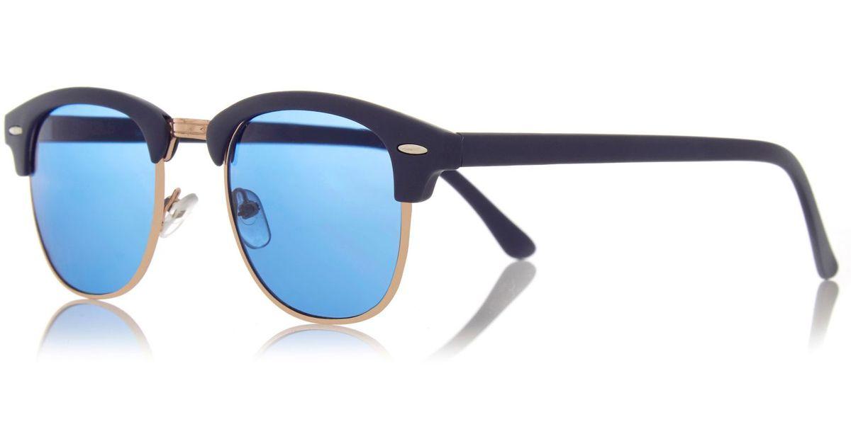 River Island Clubmaster Sunglasses