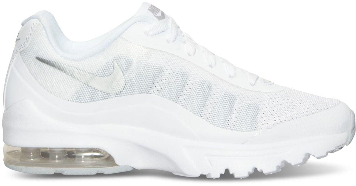 Nike Women S Air Max Invigor Running Sneakers From Finish