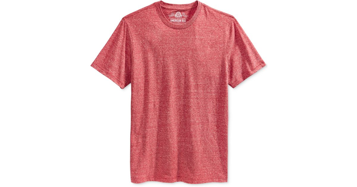 american rag s solid tri blend big t shirt