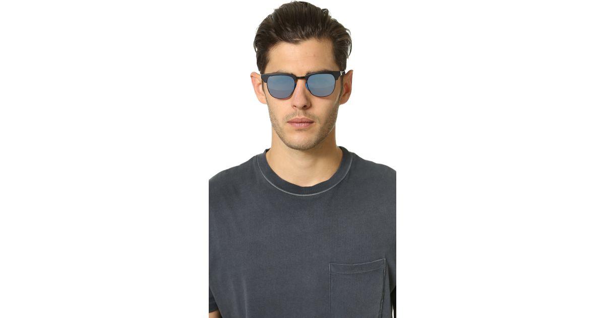7503009cfd1 Lyst - Westward Leaning Vanguard 3 Sunglasses in Black for Men