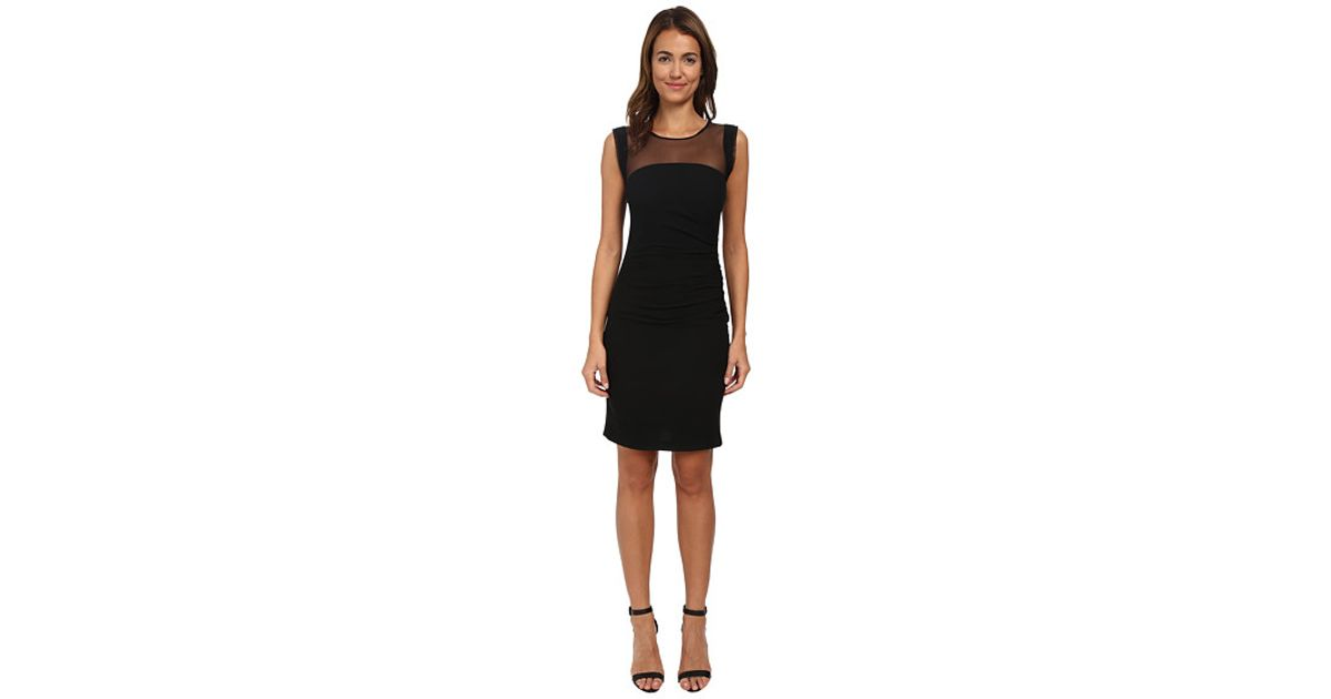 Ruched Top Dress