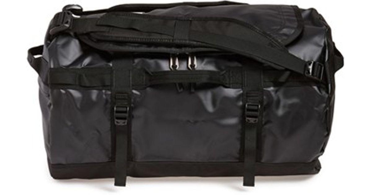 The North Face U0026#39;base Camp - Smallu0026#39; Duffel Bag In Black For Men (TNF BLACK)   Lyst