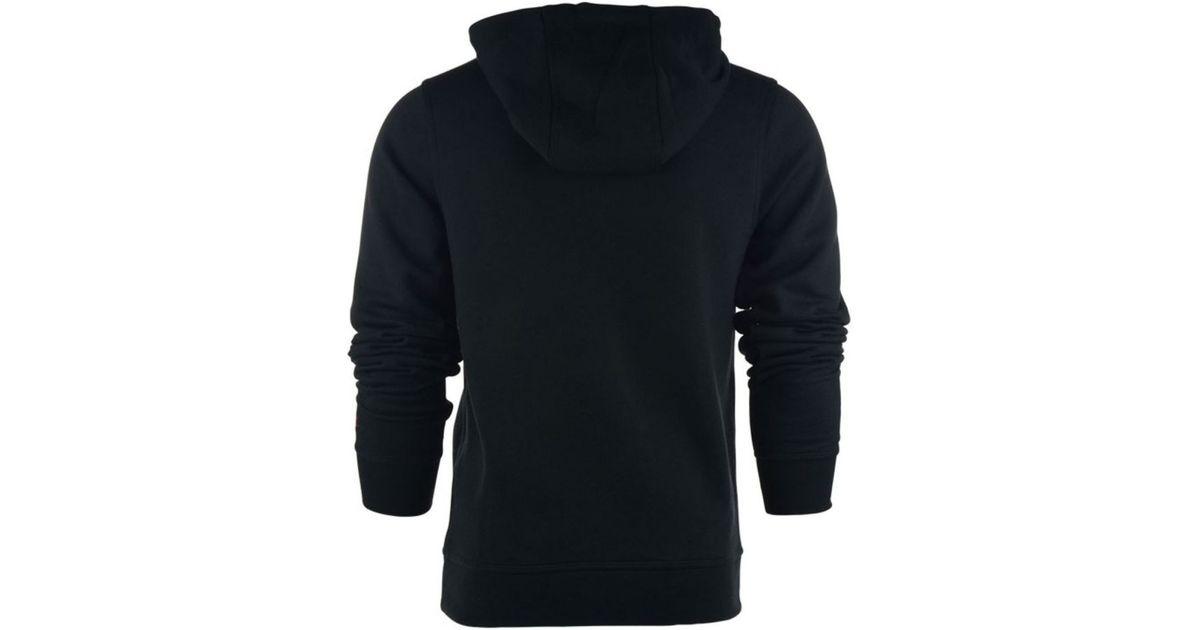 c37115b8 Nike Men's Washington Redskins Club Rewind Hoodie in Black for Men - Lyst