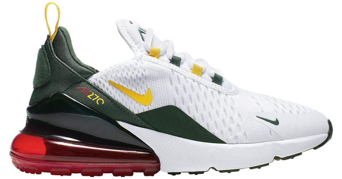 hot sale online 060d7 a3976 Nike - Multicolor Air Max 270 Running Shoes for Men - Lyst