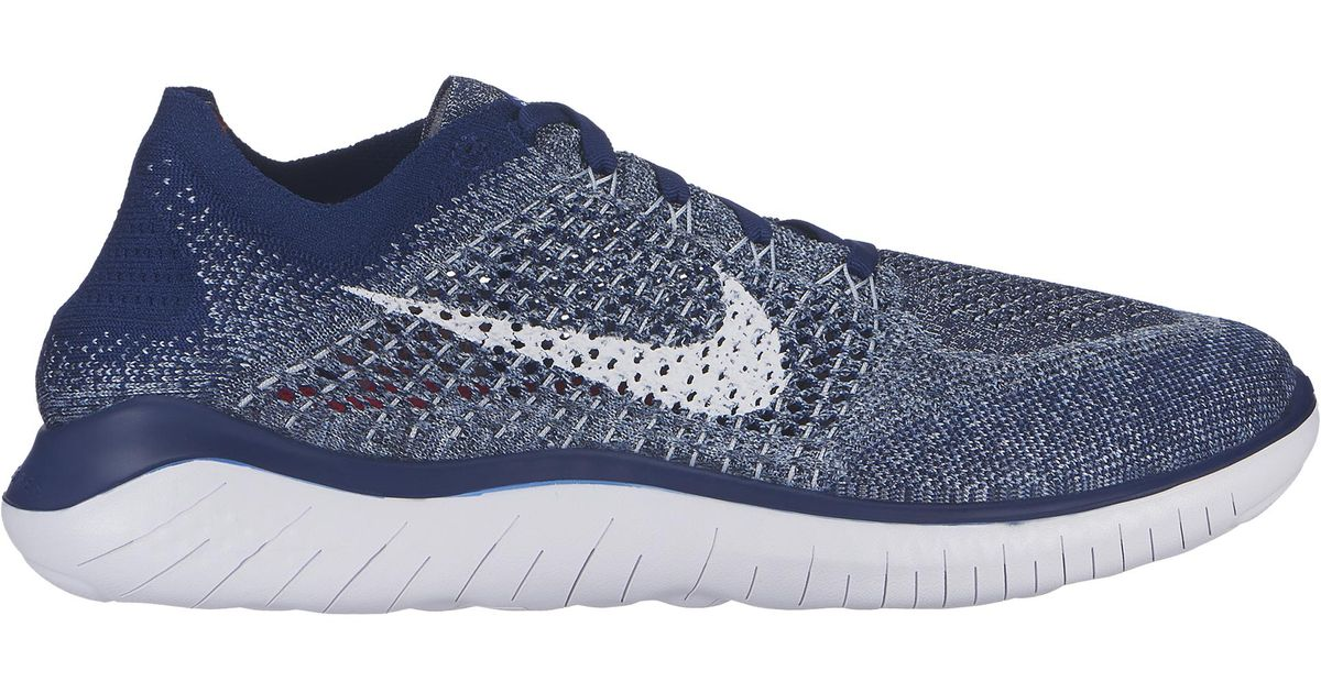 sports shoes b3638 69e47 Nike - Multicolor Free Rn Flyknit 2018 Running Shoes for Men - Lyst