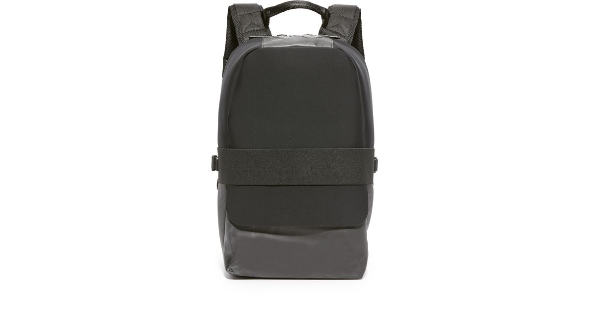 2c4bf0397183 Y-3 Qasa Backpack in Black for Men - Lyst