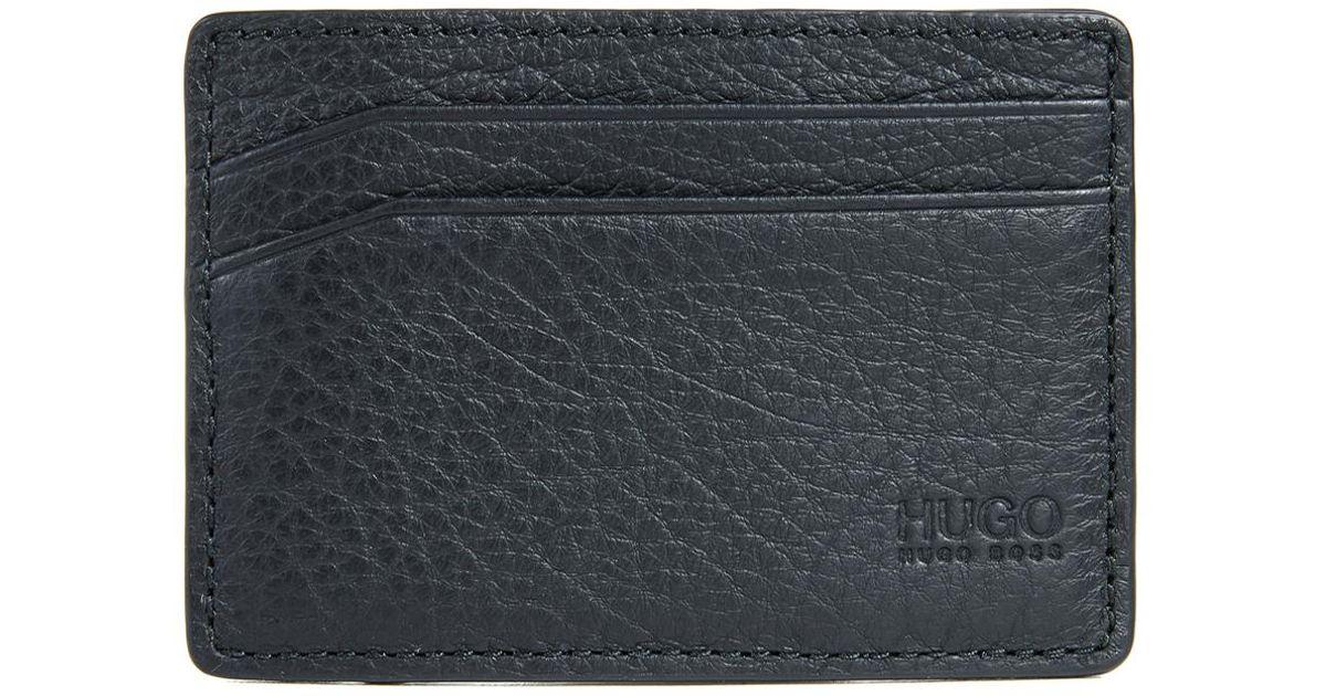 HUGO Victorian Money Clip in Black for Men - Lyst