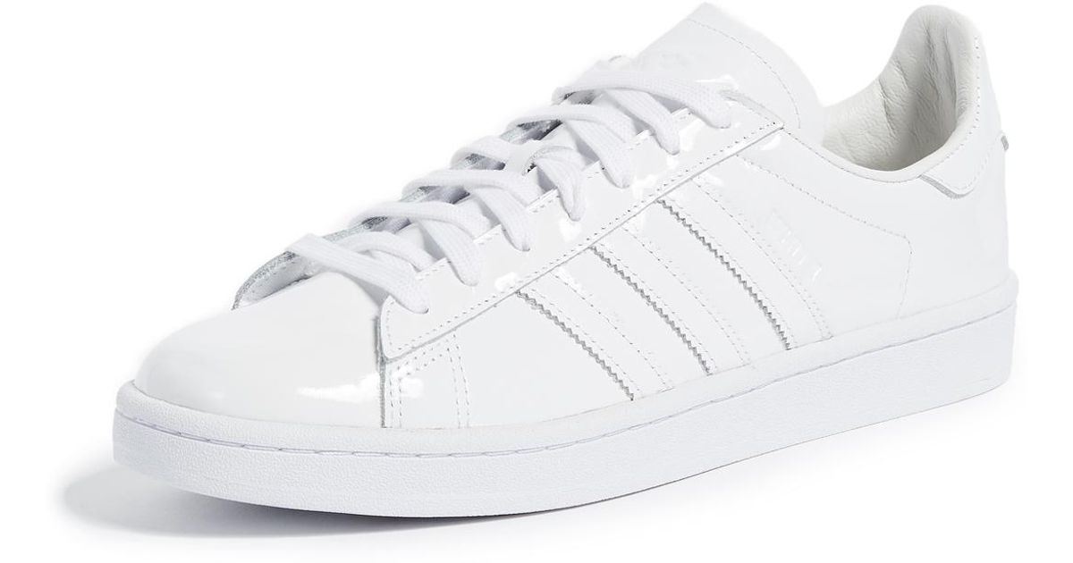 0bd734b7dbb7 Lyst - White Mountaineering X Adidas Originals Campus 8 Sneakers in White  for Men