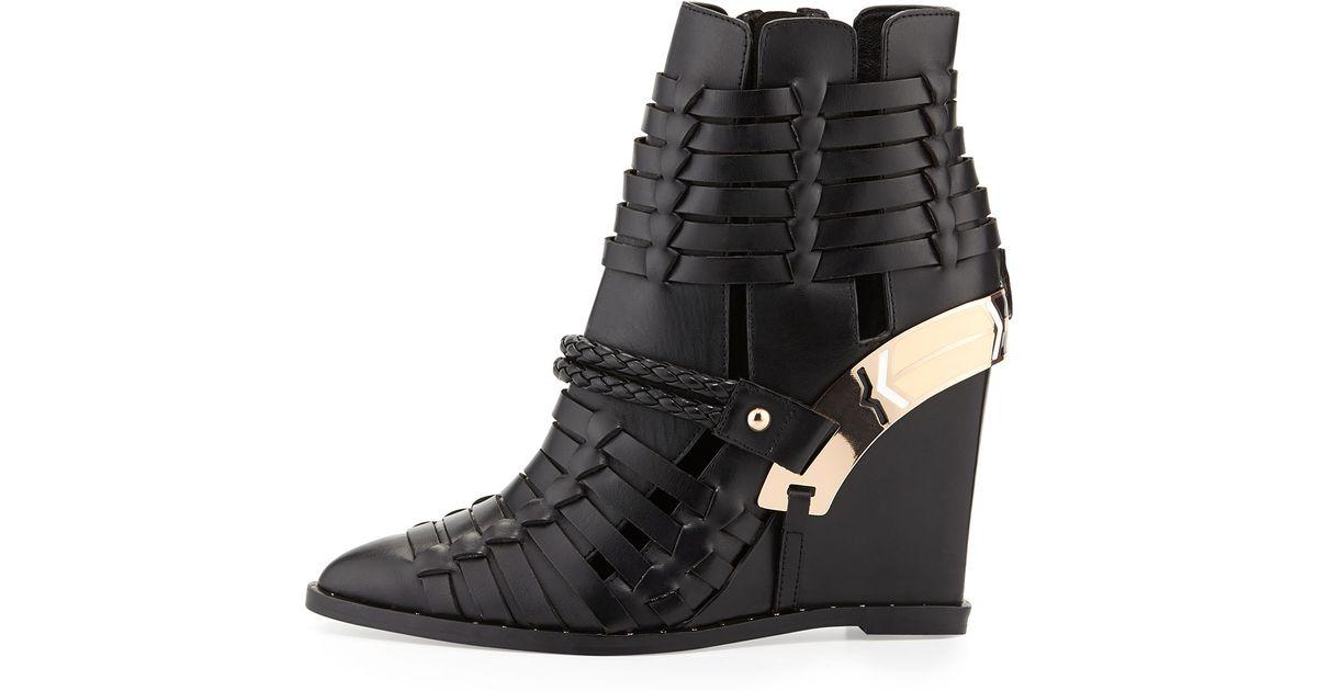 Ivy Kirzhner Western Wedge Booties footlocker pictures online order online outlet footlocker finishline Ub7c5vohOh