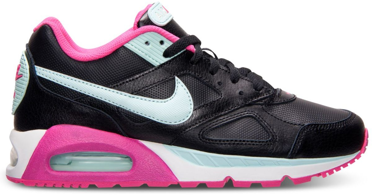 cd2aa2a74e05 Lyst - Nike Air Max Ivo Ltr Running Sneakers in Black